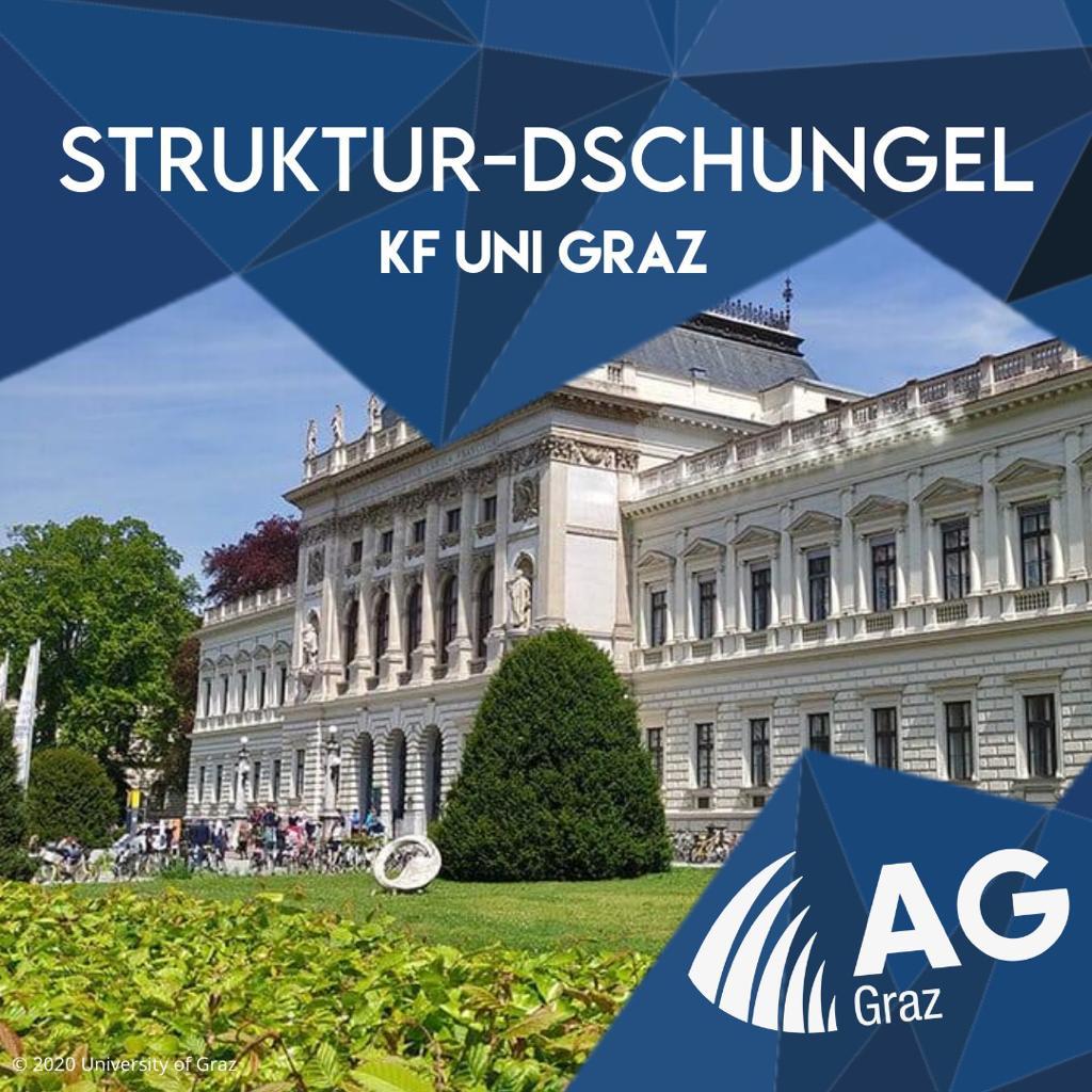 Struktur-Dschungel der Karl-Franzens-Uni